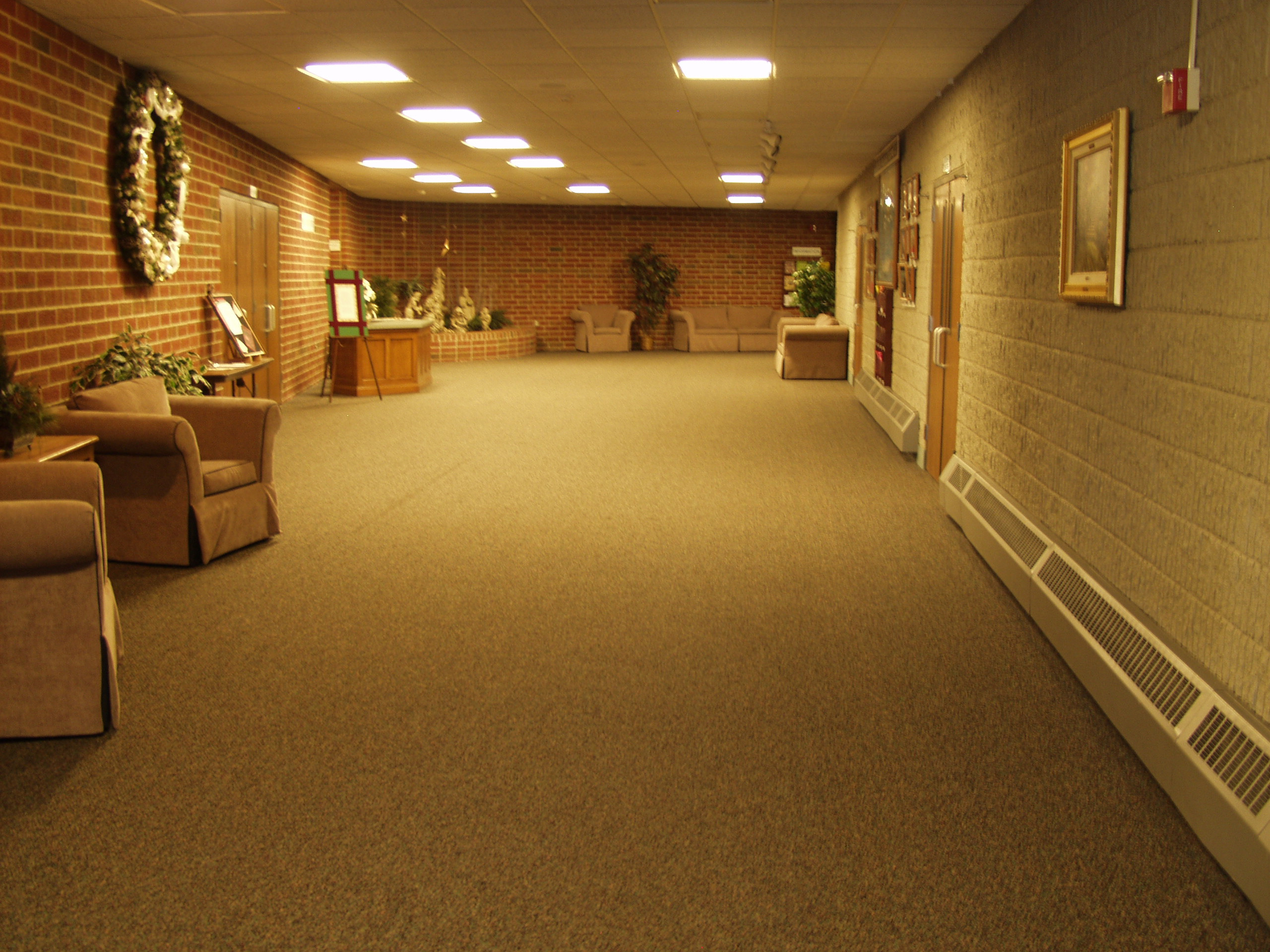 Commercial Flooring Installtions - United Coverings, Inc.